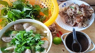 Delicious Meal - Delicious Beef Soup For Lunch - Yummy Lunch
