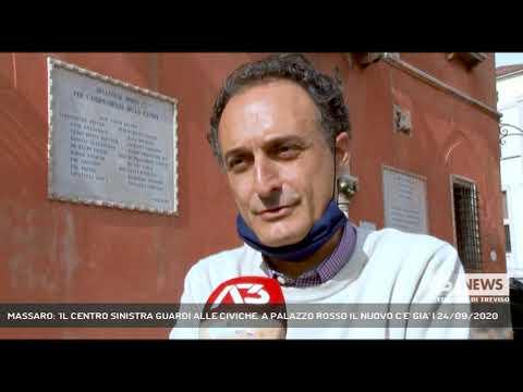 MASSARO: 'IL CENTRO SINISTRA GUARDI ALLE CIVICHE. A PALAZZO ROSSO IL NUOVO C'E' GIA' | 24/09/2020