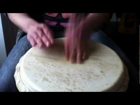 Djembe Drum and Bass