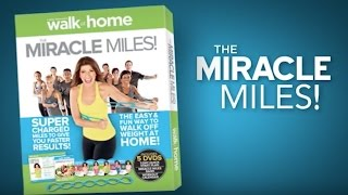 """Haven't walked your """"Miracle Miles"""" yet? Grab our best workout system at store.walkathome.com today!---Download, stream or purchase our latest DVDs and accessories in our online store: » http://store.walkathome.com» Visit our official website: http://walkathome.com/» Subscribe to our YouTube channel: https://www.youtube.com/user/walkathomemedia?sub_confirmation=1Get the latest workouts & walking accessories:» Shop: http://store.walkathome.com» Download mobile app: http://walkathome.com/your-daily-walk-app/About Walk at Home:» The nation's #1 walking brand: http://walkathome.com/about-us/» FAQs: http://walkathome.com/general-faqs/» Contact: http://walkathome.com/contact-walk-at-home/Follow Walk at Home:» Facebook: https://www.facebook.com/LeslieSansone» Twitter: https://twitter.com/LeslieWalks» YouTube: https://www.youtube.com/user/walkathomemedia?sub_confirmation=1» Instagram: https://www.instagram.com/walkathome/?hl=en» Official website: http://walkathome.com/Leslie Sansone's Walk at HomeWalk at home workoutWalking workout for seniorsWalking workouts for seniors"""