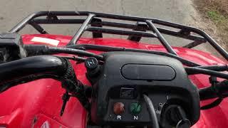 10. 2012 Honda Recon