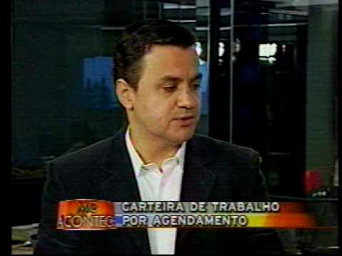 Rogério Fernandes fala sobre o serviço de agendamento do CSAT