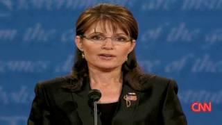 Biden / Palin talk gay marriage @ Washington University Debate