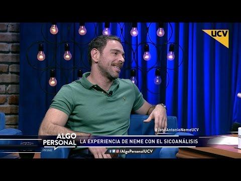 video José Antonio Neme y su experiencia tras 5 años de terapia y psicoanálisis