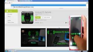 Video de Youtube de PC Remote FREE