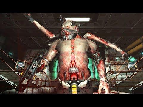 Becoming a Strogg - Quake 4