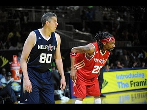 celeb - 2014 All-Star Videos: http://www.nba.com/allstar/2014/video/ Subscribe to NBA LEAGUE PASS http://www.nba.com/leaguepass Download NBA Game Time http://www.nba...