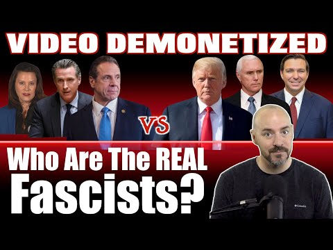 Who Are The REAL Fascists?