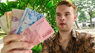 HOW EXPENSIVE IS JAKARTA, INDONESIA? 🇮🇩 A DAY OF BUDGET TRAVEL