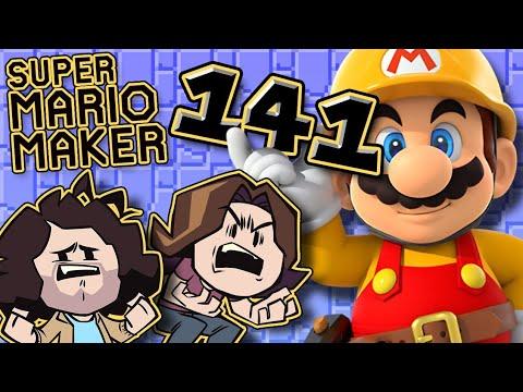 Super Mario Maker: Baby Jokes - PART 141 - Game Grumps