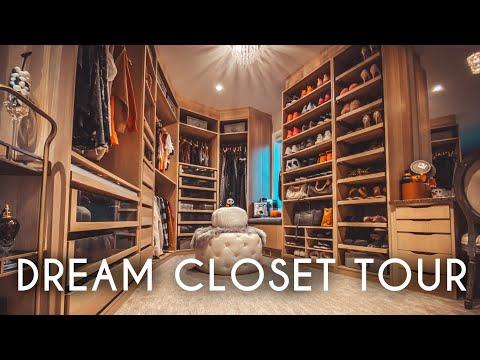 DREAM CLOSET TOUR   Fall 2020