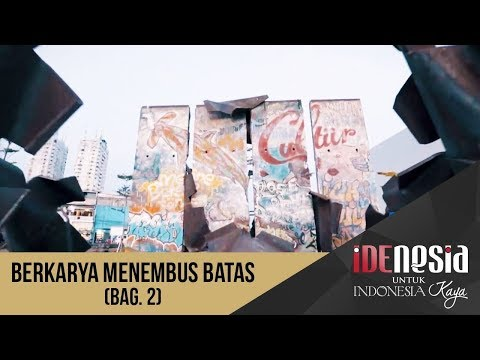 Idenesia: Teguh Ostenrik - Berkarya Menembus Batas Segmen 2