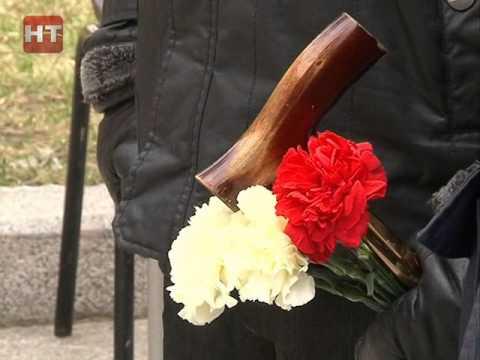 Великий Новгород посетила делегация автопробега «Наша Великая Победа»