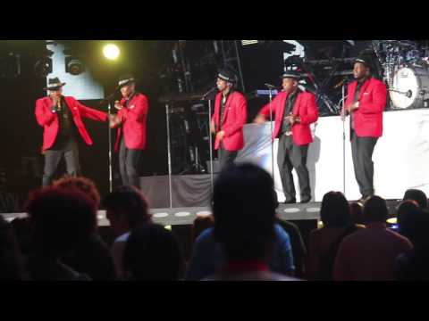New Edition at Essence Festival