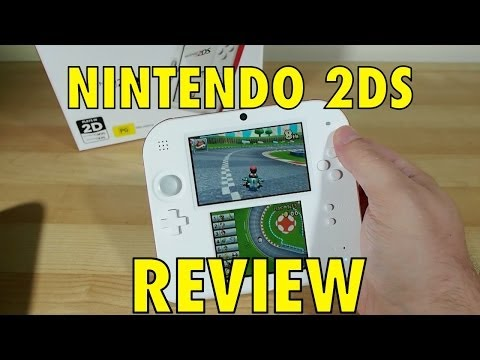 nintendo 3ds - Blunty Reviews the new Nintendo 2DS, the latest member of the 3DS family of Portable game consoles. 2DS Unboxing + 3DS & 3DS XL Comparison; http://www.youtub...