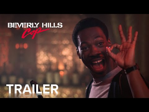 BEVERLY HILLS COP | Official Trailer | Paramount Movies