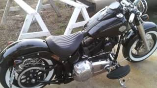 7. 2013 Harley-Davidson Softail Slim
