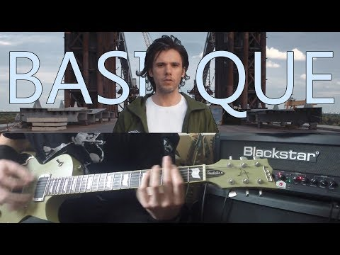 Orelsan - Basique (guitar cover)