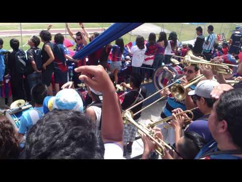 La alegría la llevo en la piel! - Mafia Azul Grana - Deportivo Quito