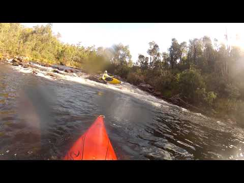 Mitta mitta extreme kayaking victoria, how not to go down the river.