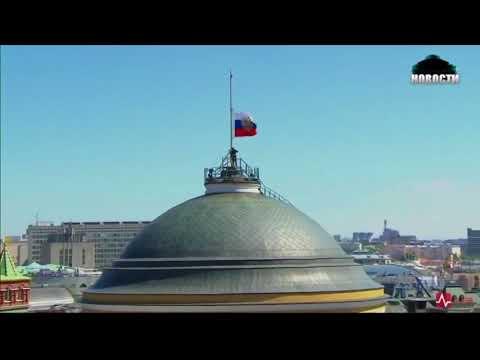 На инаугурации Президента В. В. Путина не поднялся Штандарт флаг 720p
