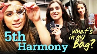 Fifth Harmony What's in My Bag!