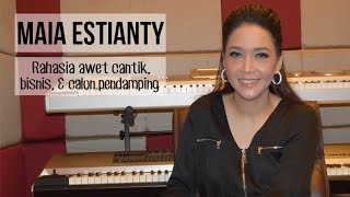Video Maia Estianty, Rahasia Awet Cantik, Bisnis, dan Calon Pendamping. MP3, 3GP, MP4, WEBM, AVI, FLV November 2018
