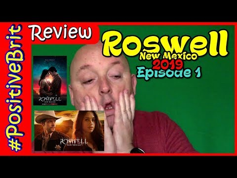 Roswell New Mexico review episode 1