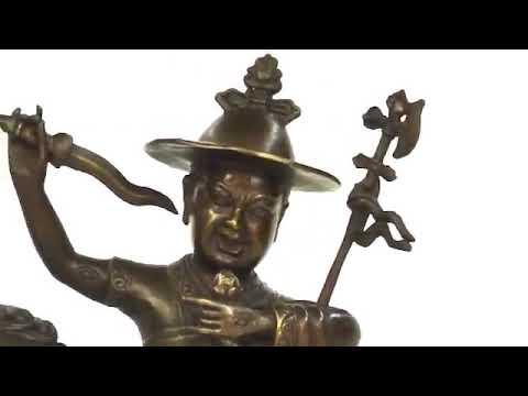 Duldzin Dorje Shugden's Iconography