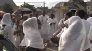 Eritrean Orthodox Tewahdo Church Of St Mary In Chicago Part 1