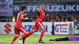 Video Indonesia vs Vietnam (AFF Suzuki Cup Semi-final: First-leg) MP3, 3GP, MP4, WEBM, AVI, FLV Agustus 2018