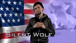 """In honor of his earning  11 on the MIOM Rank, I made a Silentwolf combo video, featuring three of his best performances from the past year or so; """"Year of the Wolf""""."""
