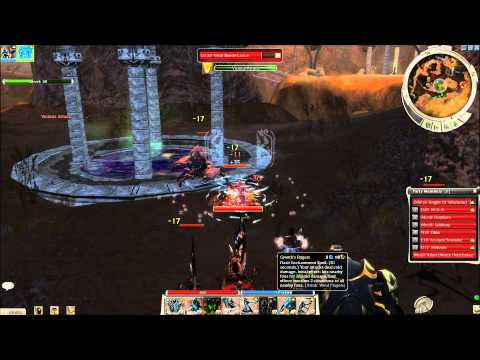 Guild Wars Nightfall Gameplay (HD)