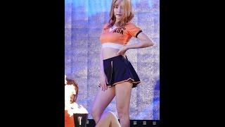 Download Lagu [직캠/Fancam]151001 군산시민의 날 AOA 유나 짧은치마(Mini Skirt) Mp3