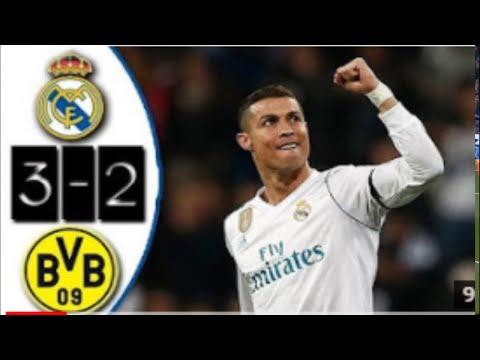 Real Madrid vs Borussia Dortmund 3 2   All Goals & Highlights 06/12/2017 FULL in HD