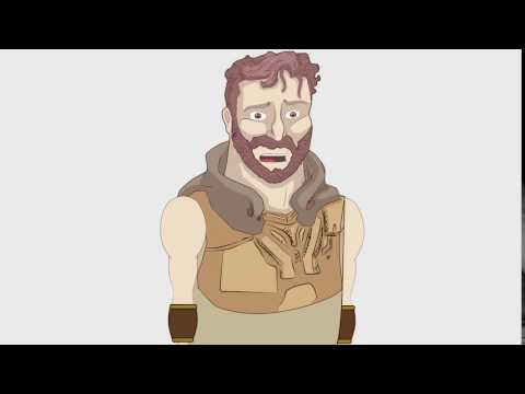 Funhaus Twits and Crits (D&D) animated | Episode 02 - Meet Racsan Bartooth