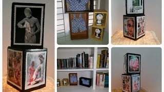 DIY Home Decoration / Recycle Old or Unused Boxes Into Home Decoration - YouTube