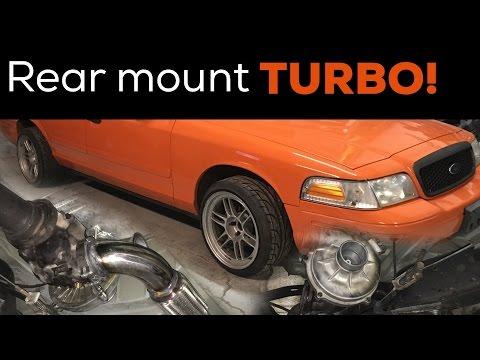 Pt.2 | Haggard Garage Challenge | TURBO IS MOUNTED! (видео)