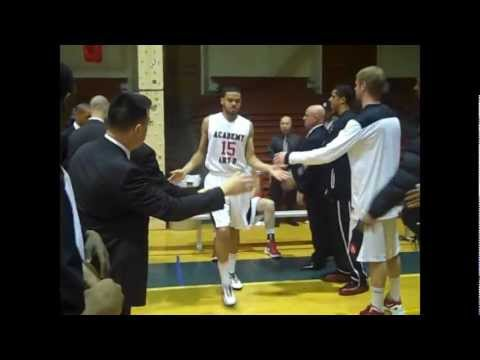 HPU @ Art U Men's Basketball Highlights