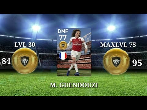 ARSENAL Club Selection Max Level Rating