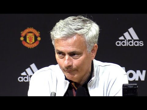 Manchester United 1-0 Watford - Jose Mourinho Full Post Match Press Conference - Premier League (видео)