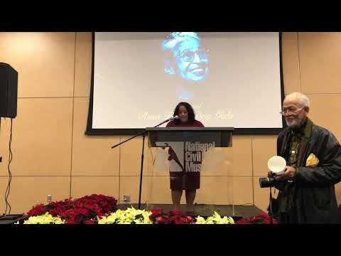 Waikinya Clanton_ National Rosa Parks Day Acceptance Speech - Part One
