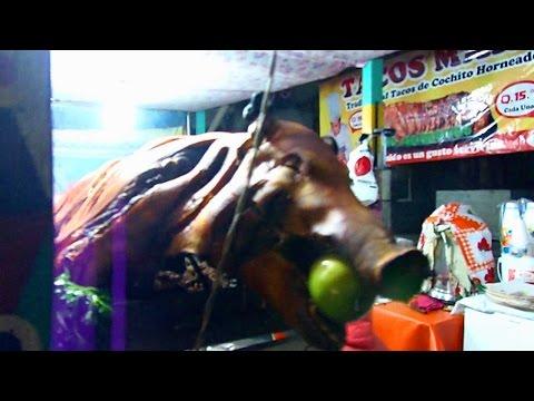 Crazy cheap street food in Guatemala