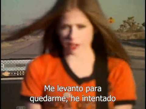 Avril Lavigne – Mobile(subtitulos-español)