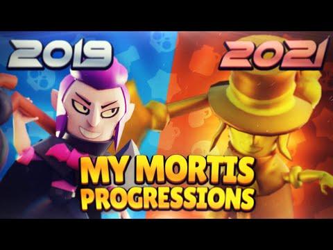 My Mortis Progression
