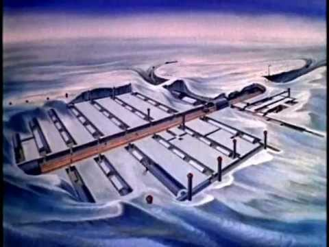 Top Secret - The U.S. Army's Top Secret Arctic City Under the Ice!