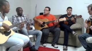 Andre Itape E Meninos Da Vila- Hino Avulso Anjo De Deus