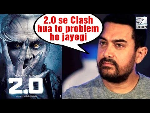 Aamir Khan SCARED To Clash With Akshay Kumar's 2.0