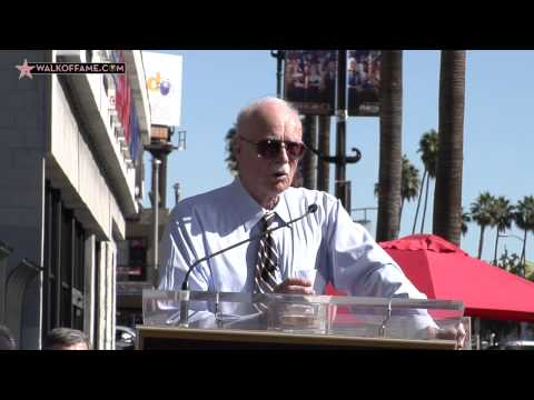 Dabney Coleman Walk of Fame Ceremony