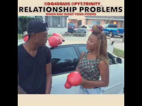 #Relationship problems